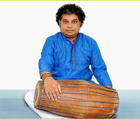 Guitar gokul carnatic music